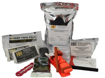School Trauma Active Response and Treatment (START) Kit