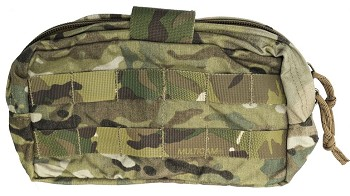 Eagle Industries MOLLE Style Utility Pouch w/ MOLLE Front