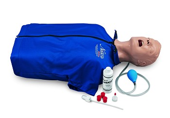 CRiSis Manikin Torso with Advanced Airway Management
