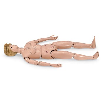CPR Susie Advanced Patient Care Simulator with intubation airway