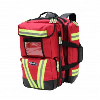 Kemp Ultimate EMS Backpack - Red