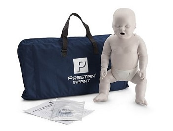 PRESTAN® Infant CPR Training Manikin with CPR Monitor