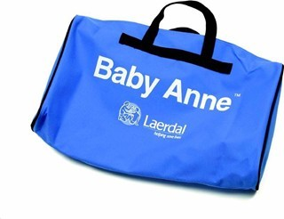 Carry Case for 4 Pack Baby Anne