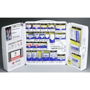 Large SmartCompliance Food Service Cabinet (Red Cross Branded)