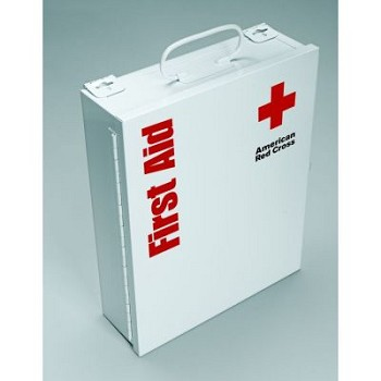 Medium SmartCompliance Food Service Cabinet (Red Cross Branded)