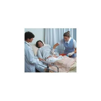 Patient Care Manikin - 105 lbs. (black)