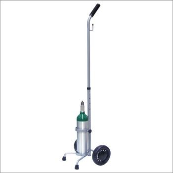 ML6/M7 Single Cylinder Cart with Adjustable Handle