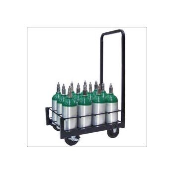 ML6/M7/M9 Heavy Duty 12 Cylinder Cart