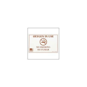 "No Smoking Sign 5.5"" x 7.5"""