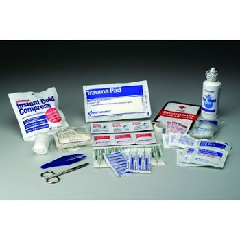 25 Person First Aid Kit Refill for 223-G, 224-U/FAO