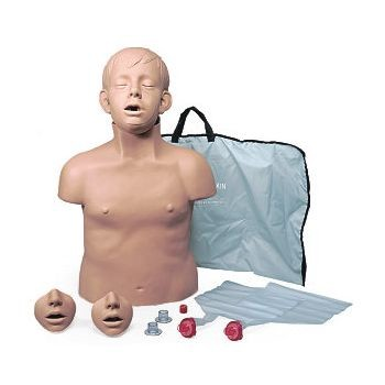 Brad Jr. CPR Torso with Electronics