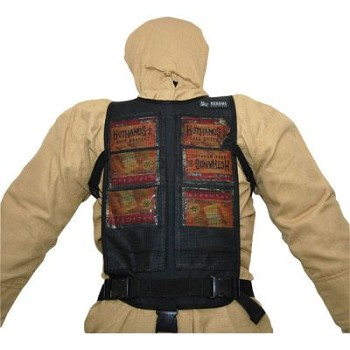 Thermal Vest with 4 Heat Packs