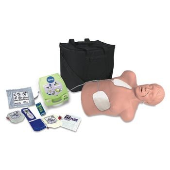 Zoll AED Trainer Package with Brad