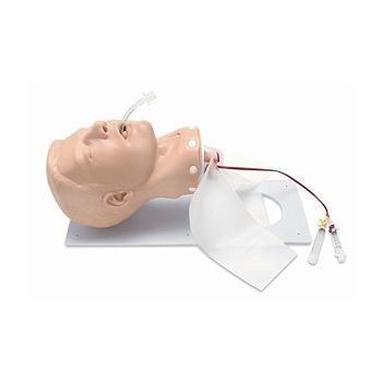 STAT Simulator Adult Deluxe Airway Management Head