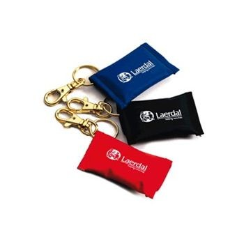 Laerdal CPR Barrier Key Ring Multiple Colors / 25 Pack