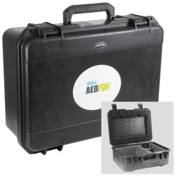 AED Pro Hard Case with Foam Cut-Outs