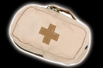 Mojo 112 Individual Medical Kit MOLLE Pouch Stocked