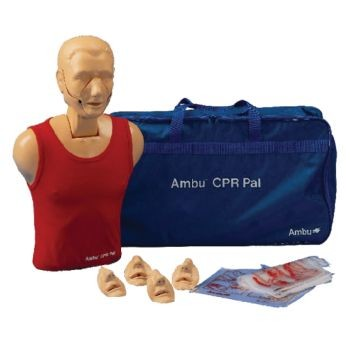 Ambu CPR Pal with Carry Case (Set of 4)