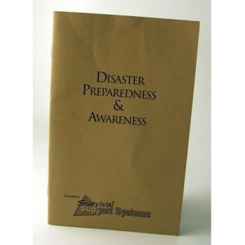 26 Page Mayday Emergency Preparedness Book