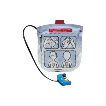 Defibtech Pediatric Defibrillation Pads Package