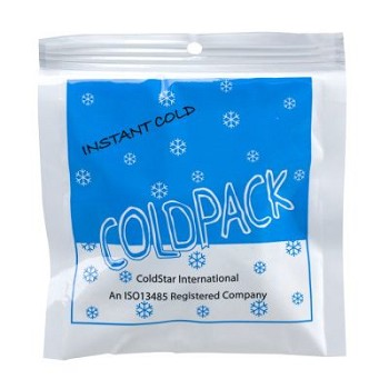 "Cold Compress (4"" x 5"", Peggable)"