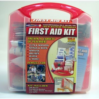 234-Piece First Aid Kit