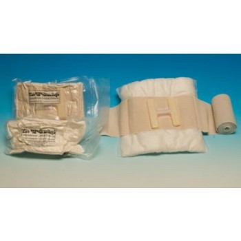 """H"" Bandage (8"" x 10"") with Silverlon (10/Case)"