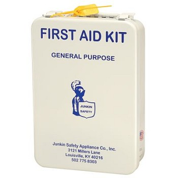 16-Unit First Aid Kit (Standard Contents)