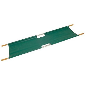 Break-Apart Folding Stretcher and Cover