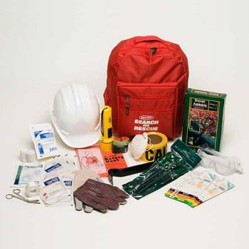 One Person Search & Rescue Kit