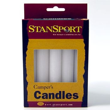 Slow Burn Emergency Candles-5 Pack