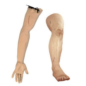 Suture Arm & Leg Set