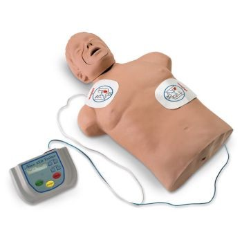 Universal AED Trainer & Brad CPR Manikin System