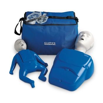 TPAK12 CPR Prompt Torso Adult/Child and Infant Manikin