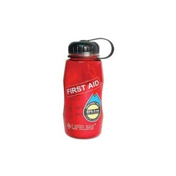 First Aid in a Bottle (Red Only, 43 Piece)