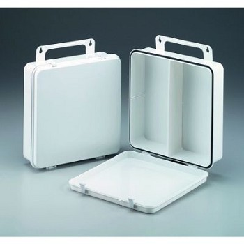 Empty Polypropylene Case (with Gasket and Handle Hanger) - 24-Unit