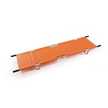 Pole Stretcher - Folds Length and Width with Feet (Orange)