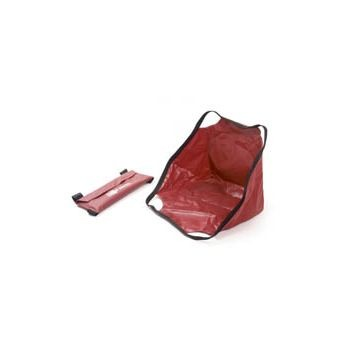 Rescue Seat, Soft Sided, Burgundy and Orange color options