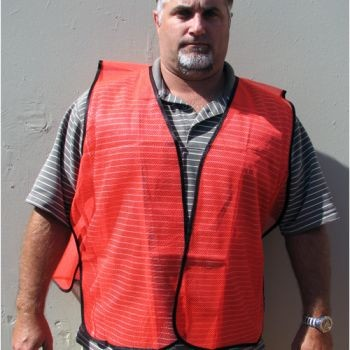 Economy Polyester Safety Vest