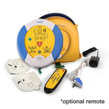 HeartSine Samaritan AED Trainer - NEW AHA GUIDELINES