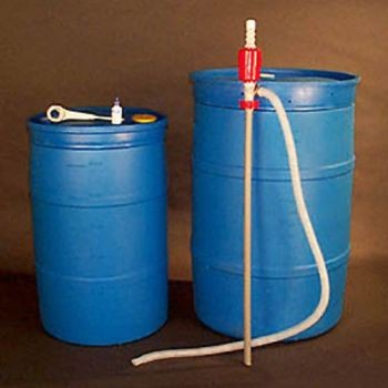 55 Gallon Water Barrel-DOT Approved