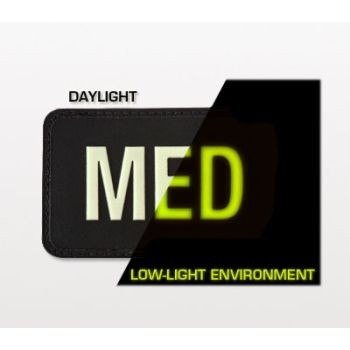 Luminous MED ID Patch (2 per pack)