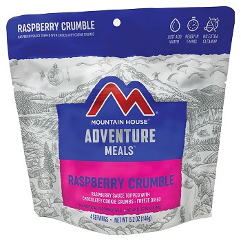 Raspberry Crumble (Pouch)