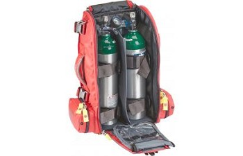 RECOVER PRO O2 Dual Cylinder Response Bag (TS2 Ready™)