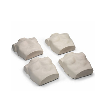 Torso Skin Replacements for Prestan Child Manikin (4-Pack)